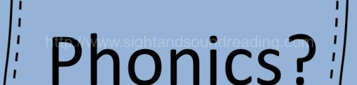 what-is-phonics
